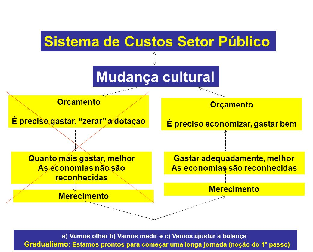 Sistema de Custos Setor Público