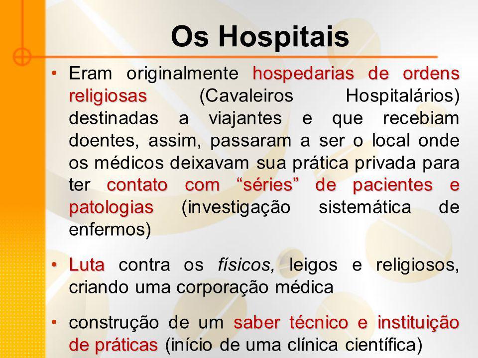 Os Hospitais