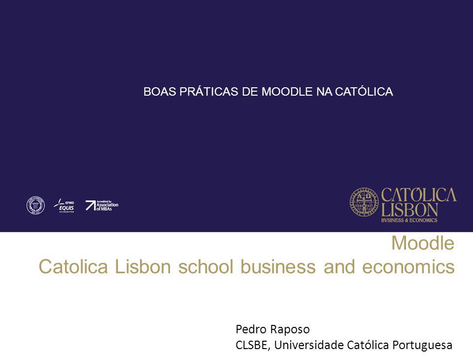 Catolica Lisbon school business and economics