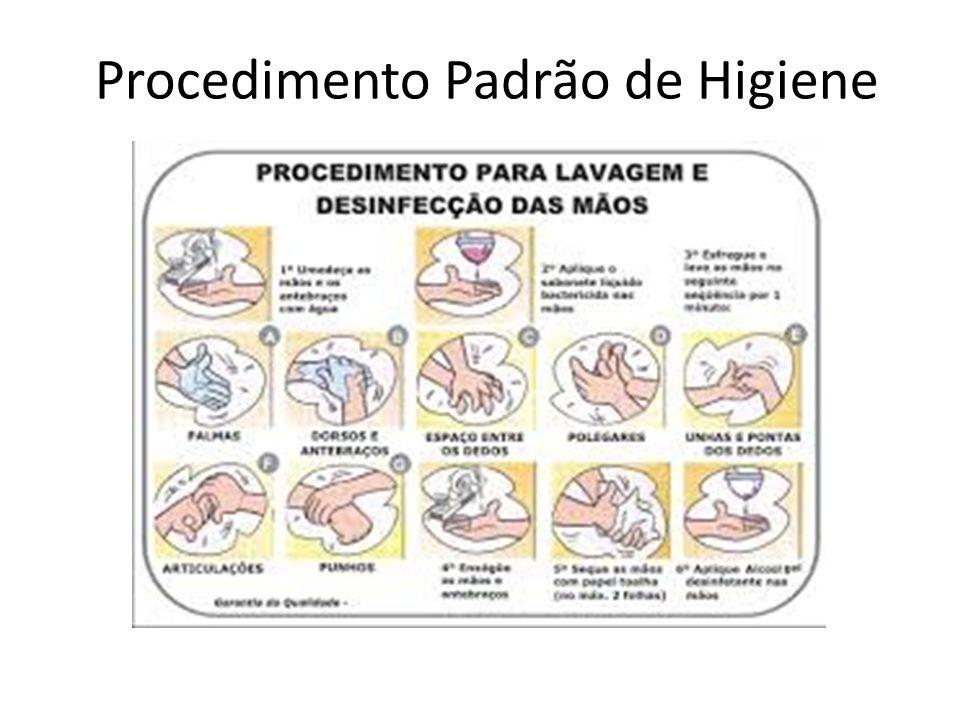Procedimento Padrão de Higiene