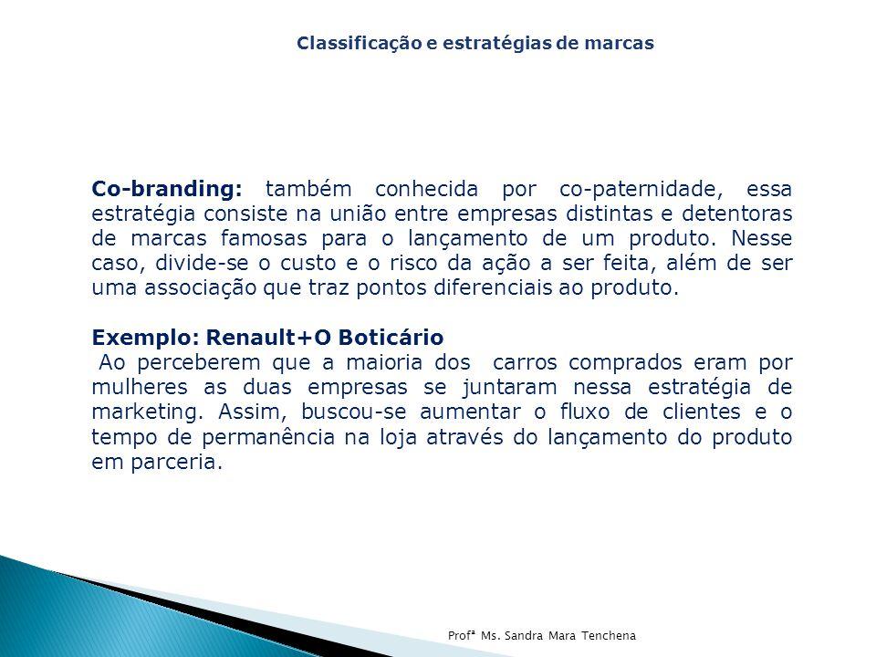 Exemplo: Renault+O Boticário
