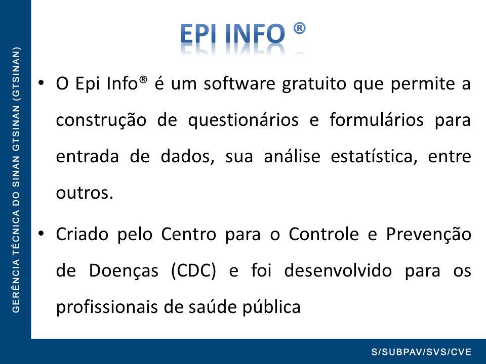 Epi info ®