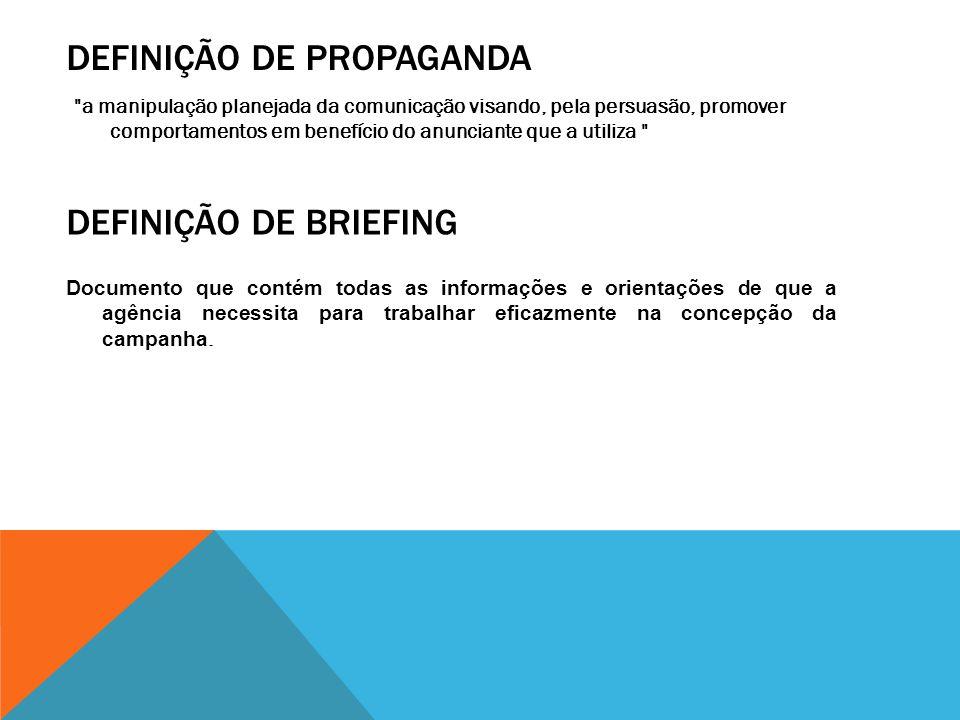Definição de Propaganda