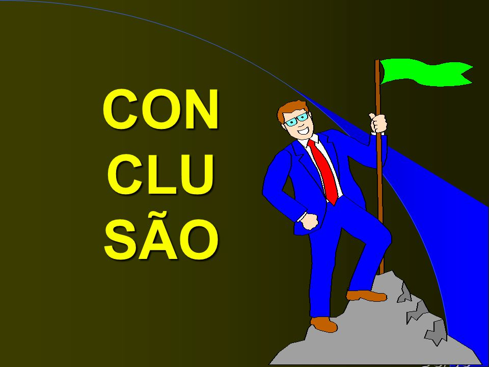 CON CLU SÃO