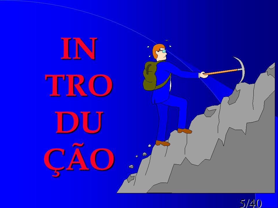 IN TRO DU ÇÃO
