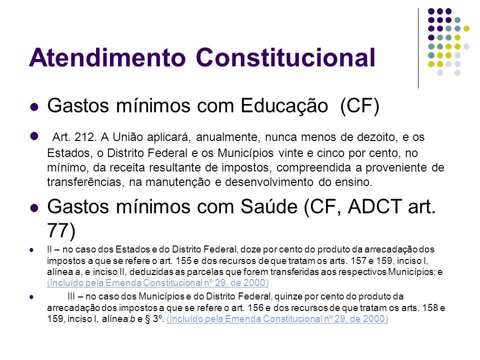 Atendimento Constitucional