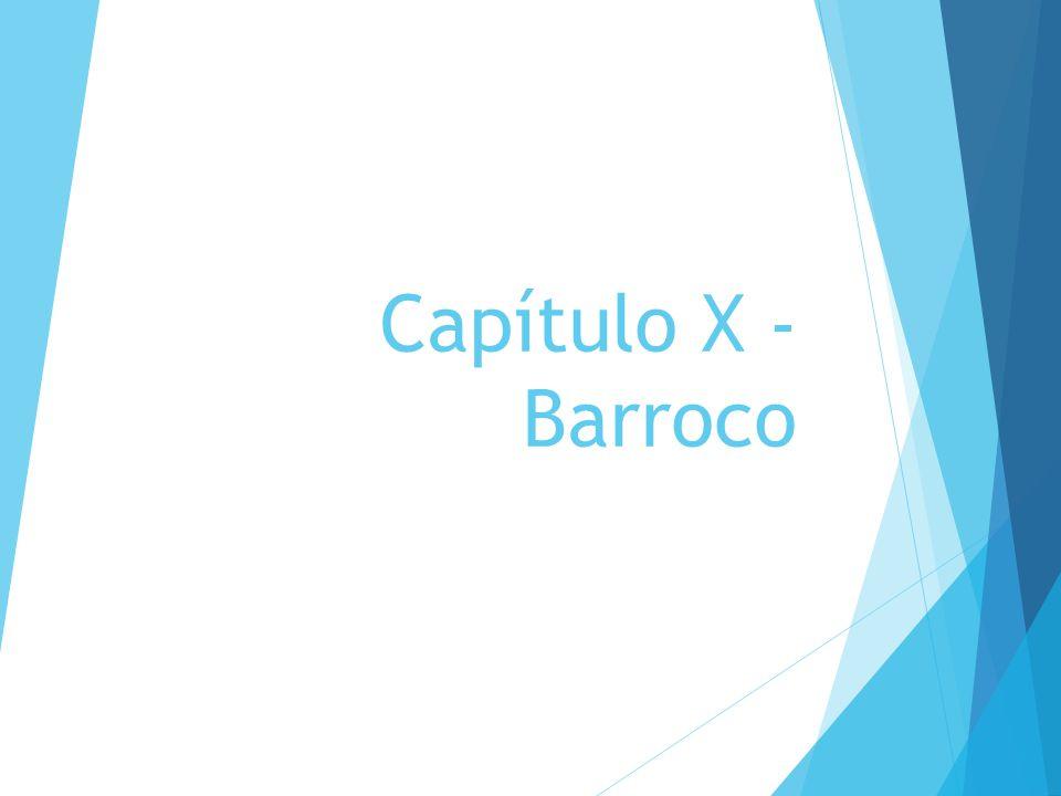 Capítulo X - Barroco