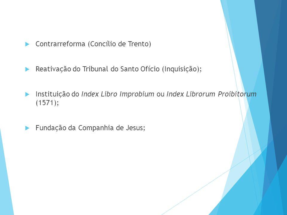 Contrarreforma (Concílio de Trento)