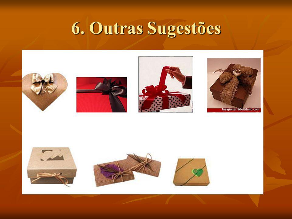 6. Outras Sugestões