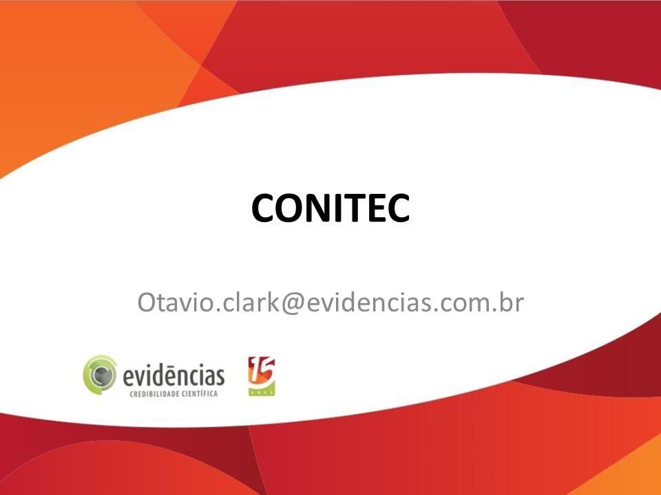 CONITEC Otavio.clark@evidencias.com.br
