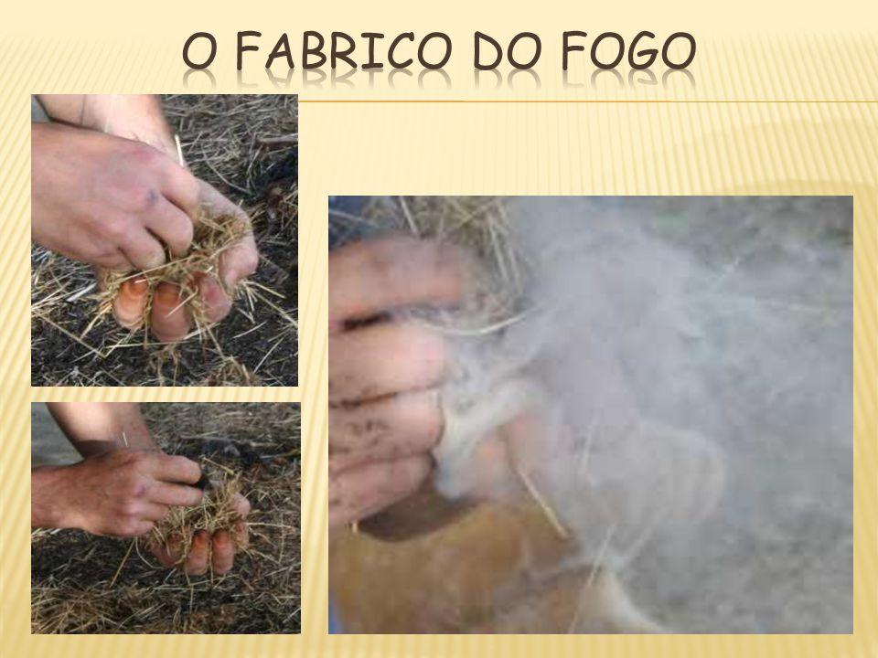 O FABRICO DO FOGO