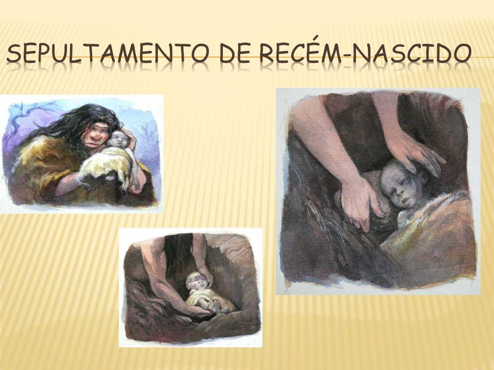 SEPULTAMENTO DE RECÉM-NASCIDO