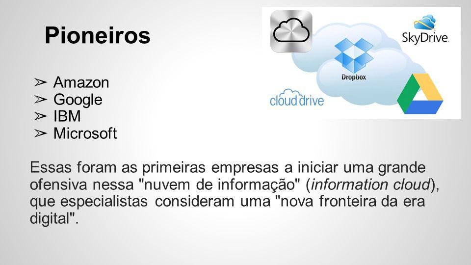 Cloud Computing no Brasil