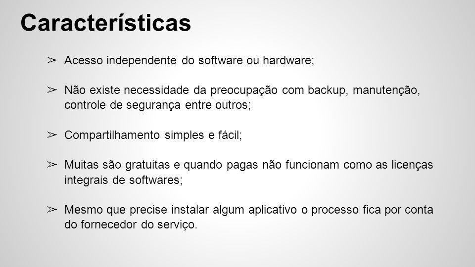 SaaS – Software as a Service (Software como Serviço)