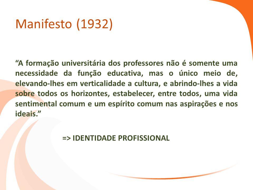 Manifesto (1932)