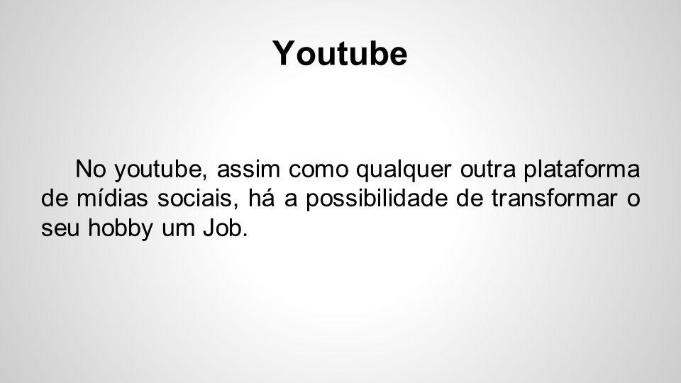 Youtube No Brasil um dos canais que mais cresce é o Galo Frito.