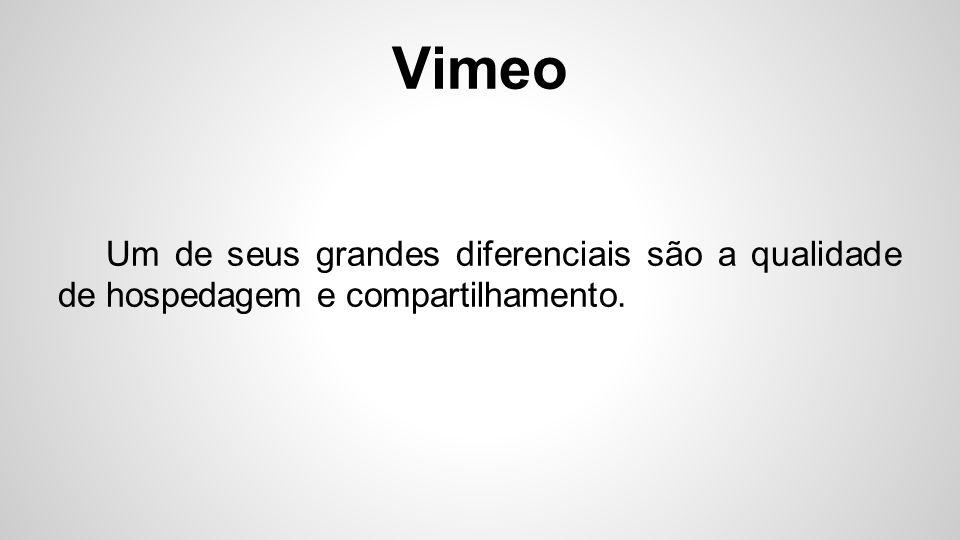 Vimeo Na sua versão paga não tem vídeos de anúncios.