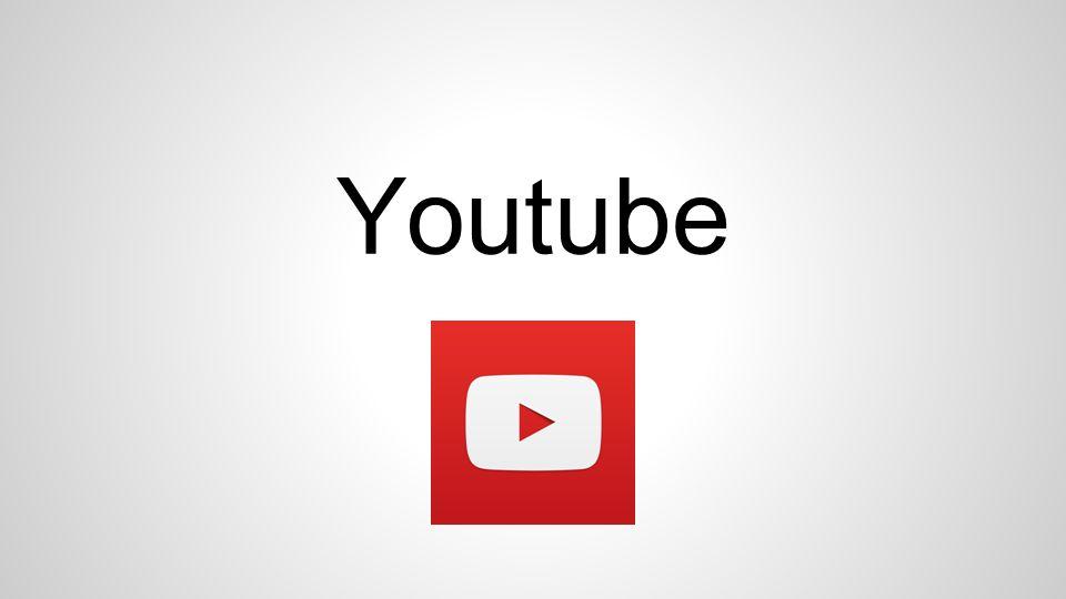 Youtube É a maior ferramenta de compartilhamento de vídeos do mundo.