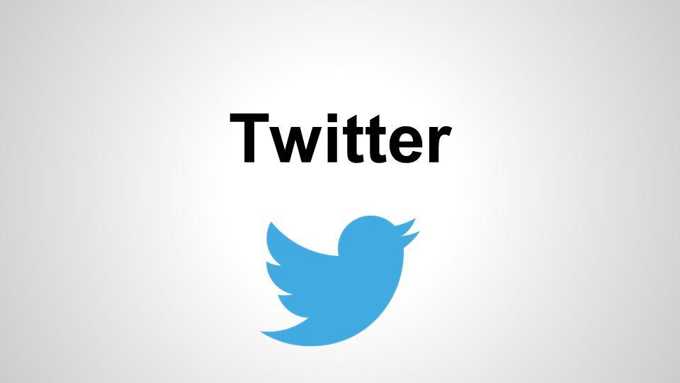 Twitter Criado em março de 2006, o Twitter surgiu para desestruturar as redes sociais.