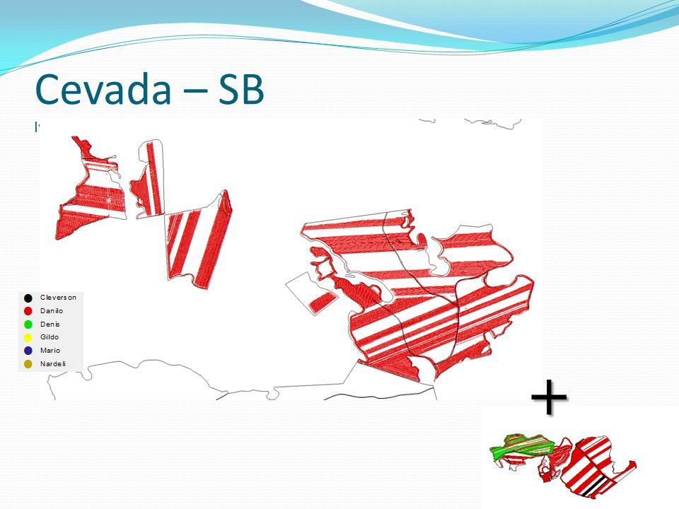 Cevada – SB Ivan +