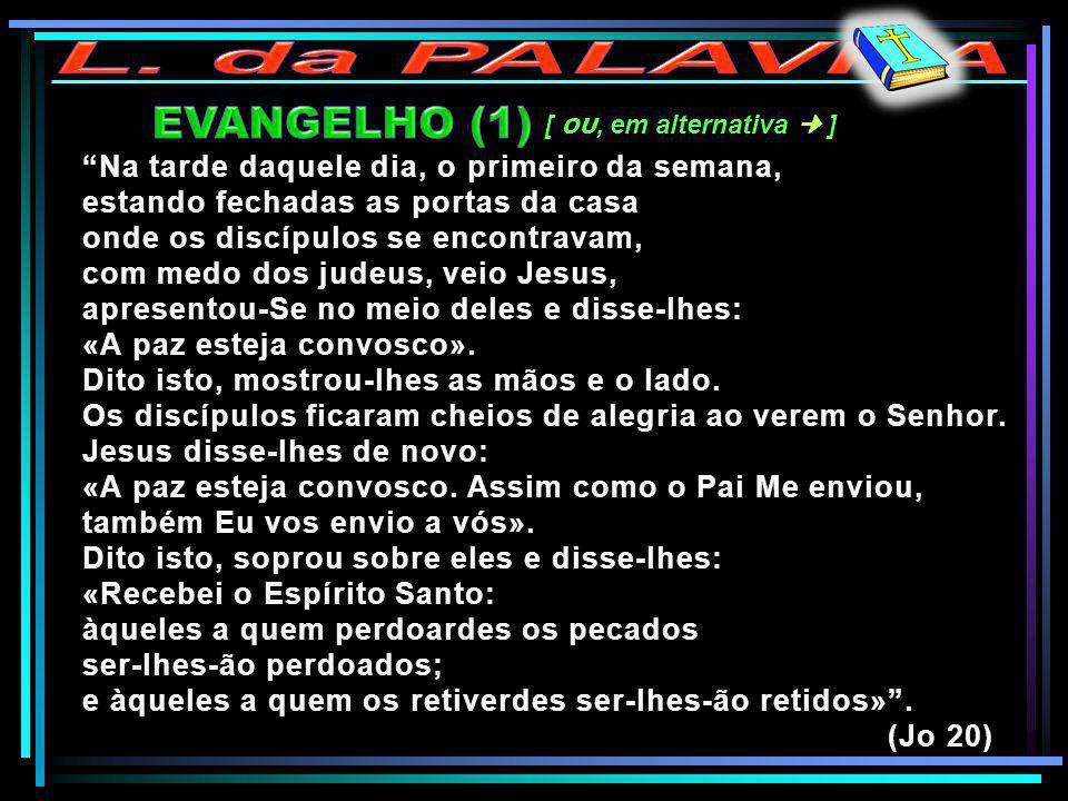 L. da PALAVRA EVANGELHO (1)