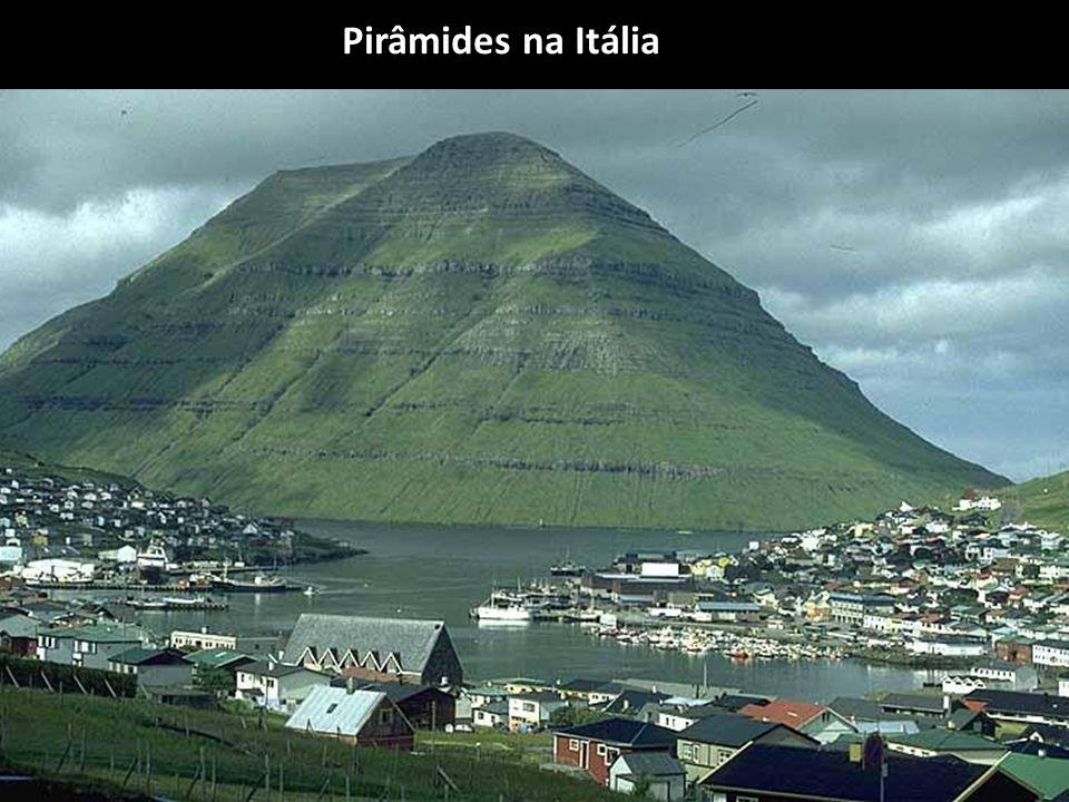 Pirâmides na Itália