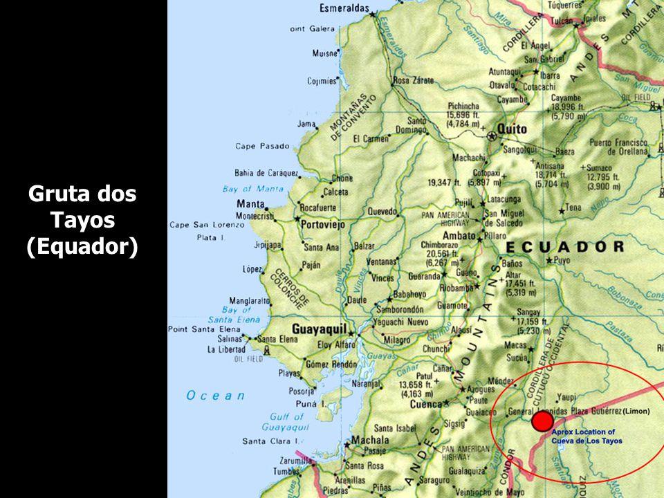 Gruta dos Tayos (Equador)
