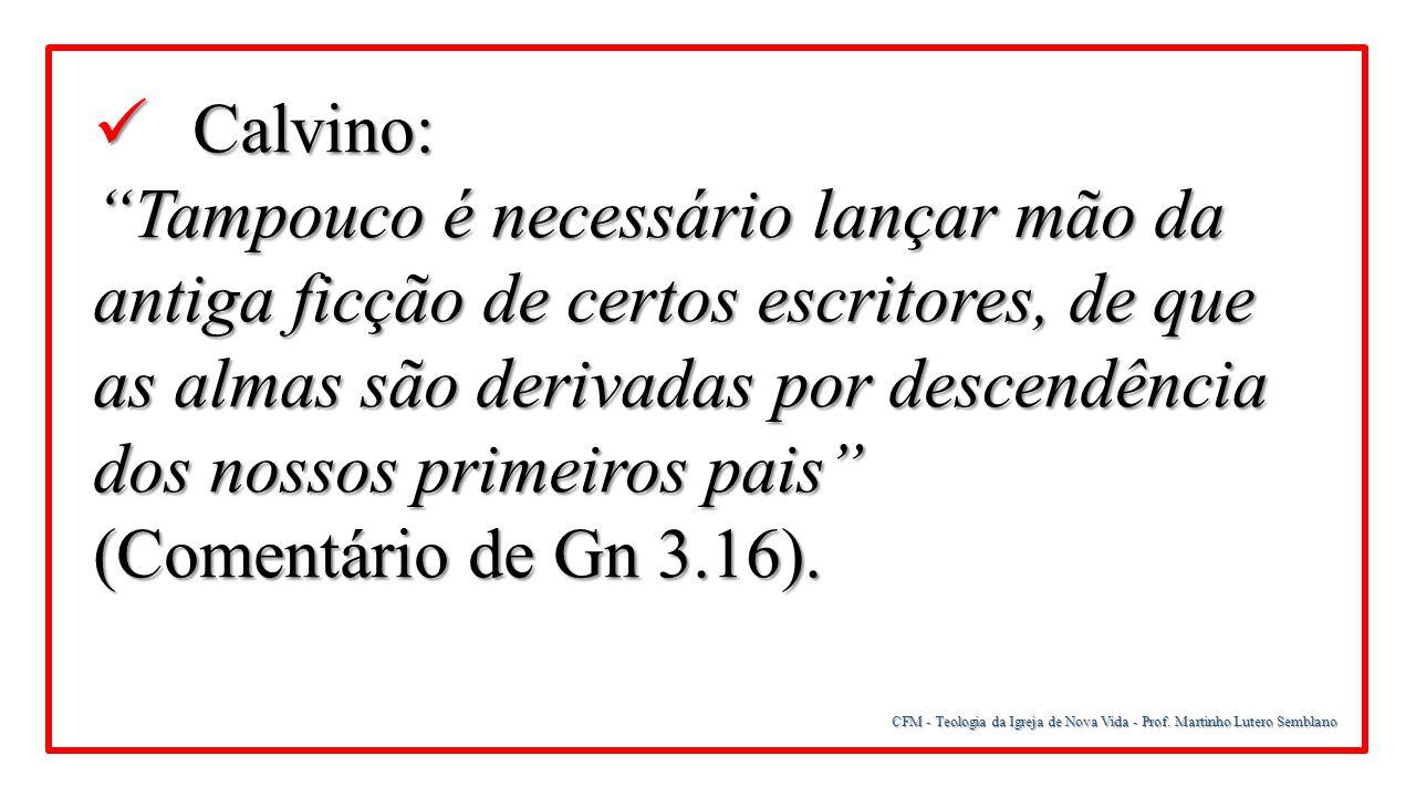 Calvino: