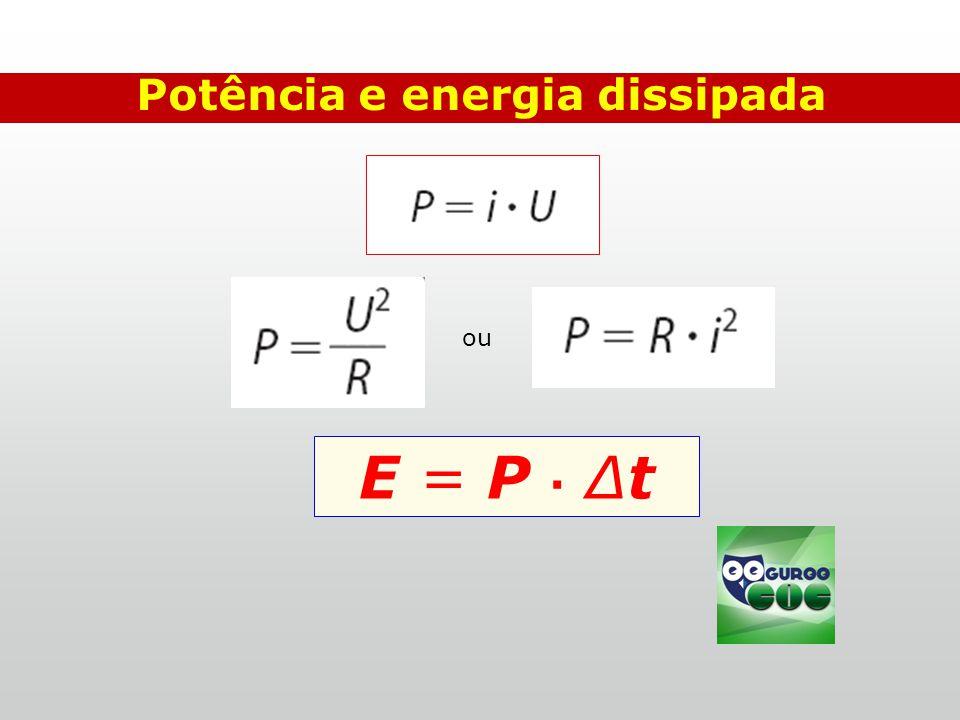 Potência e energia dissipada