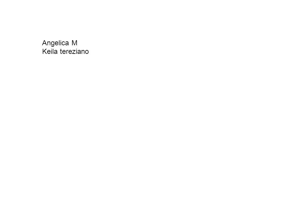 Angelica M Keila tereziano