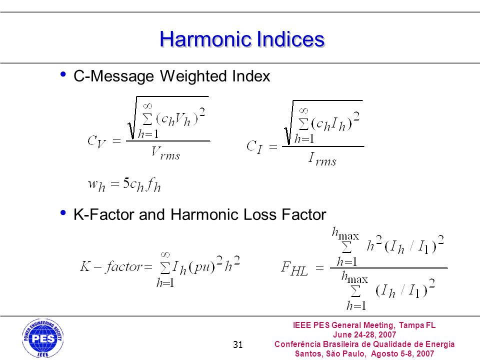 Harmonic Indices C-Message Weighted Index