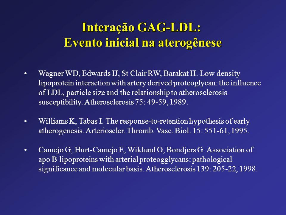 Evento inicial na aterogênese