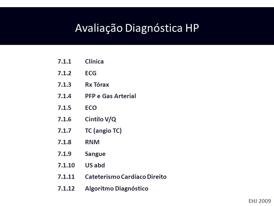 Avaliação Diagnóstica HP