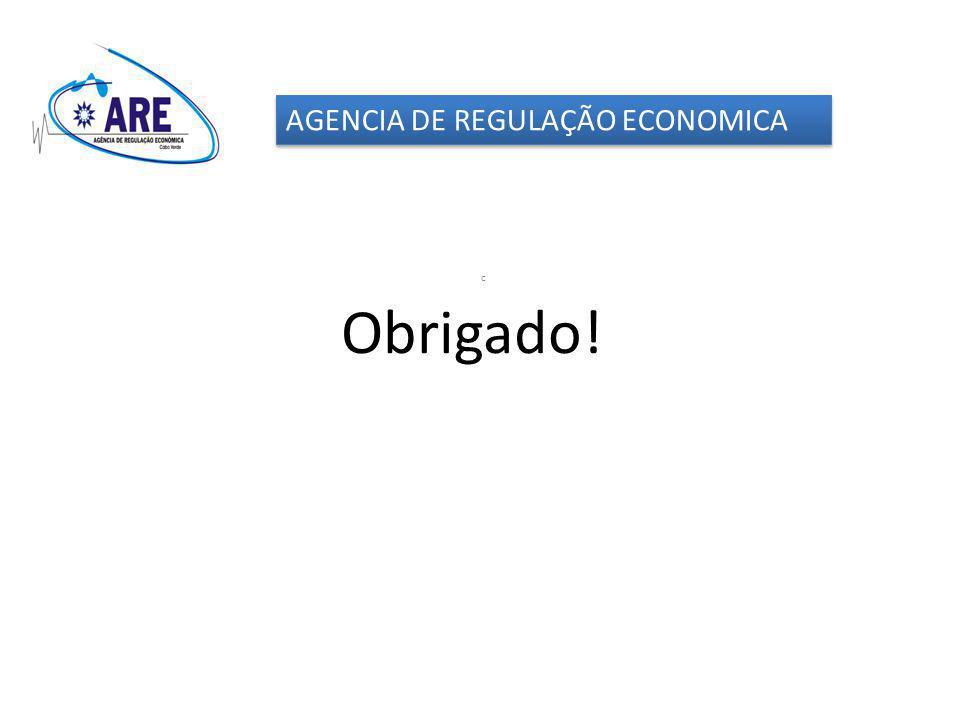 AGENCIA DE REGULAÇÃO ECONOMICA