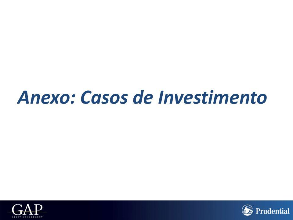 Anexo: Casos de Investimento