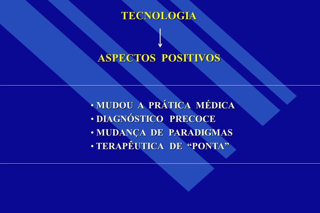 TECNOLOGIA ASPECTOS POSITIVOS