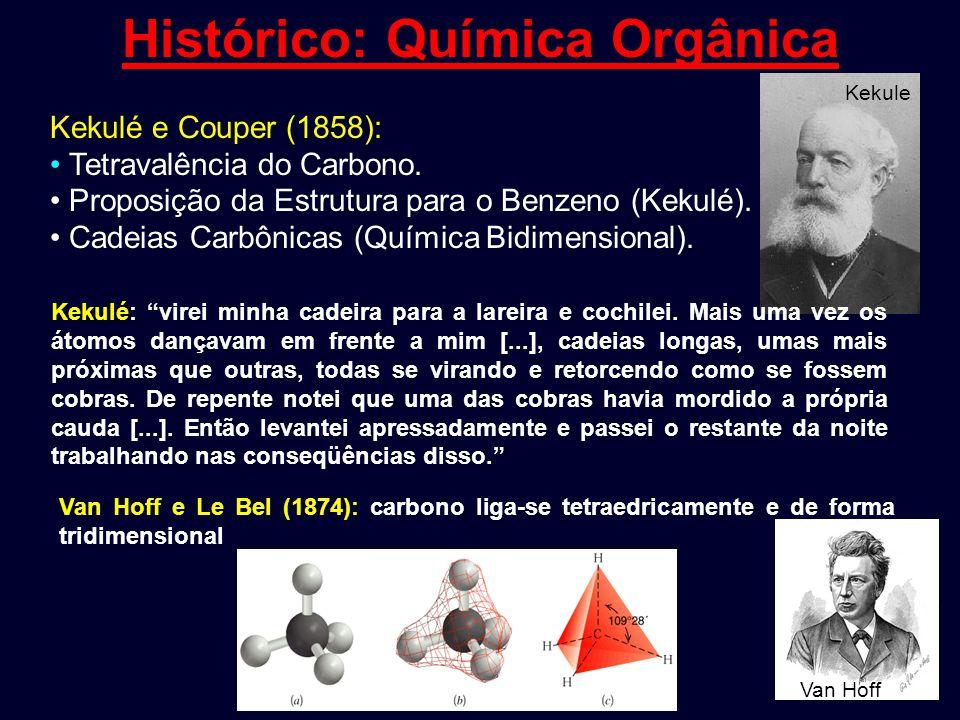 Histórico: Química Orgânica