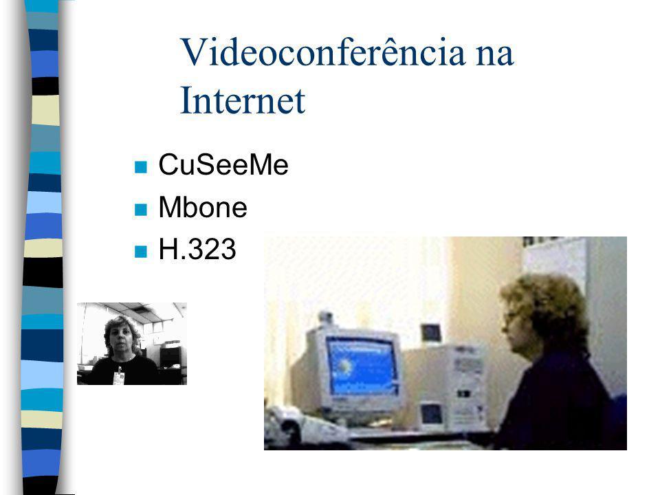 Videoconferência na Internet