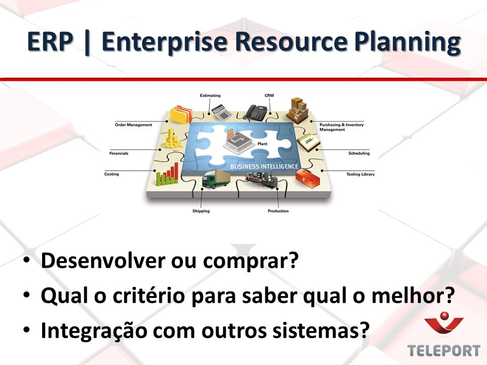 ERP | Enterprise Resource Planning