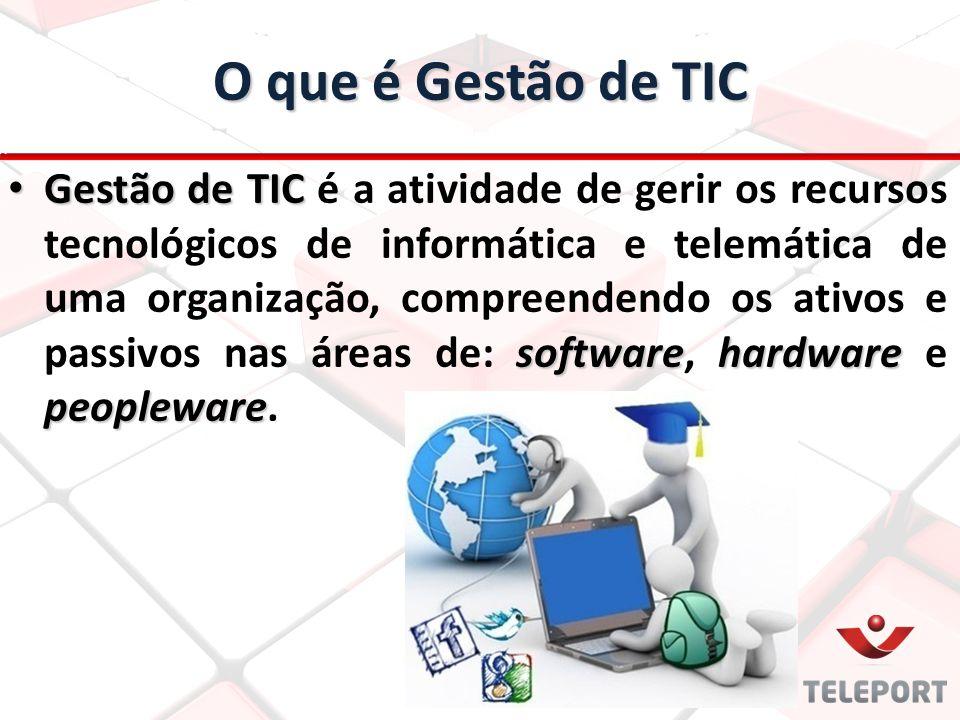 O que é Gestão de TIC