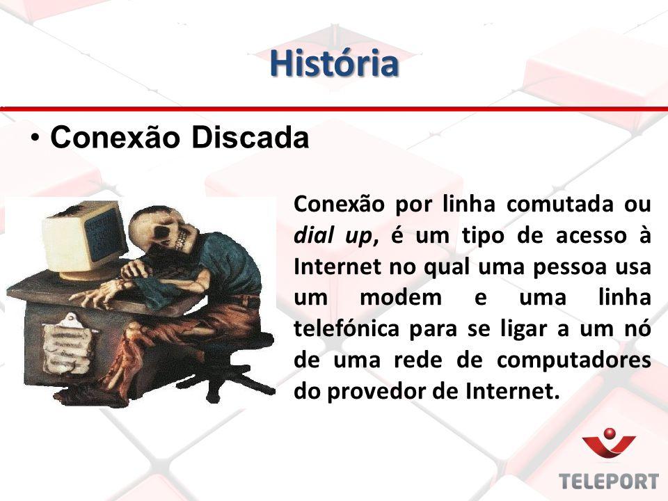 História Conexão Discada