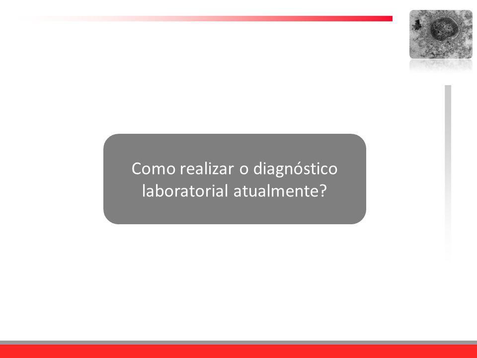 Como realizar o diagnóstico laboratorial atualmente
