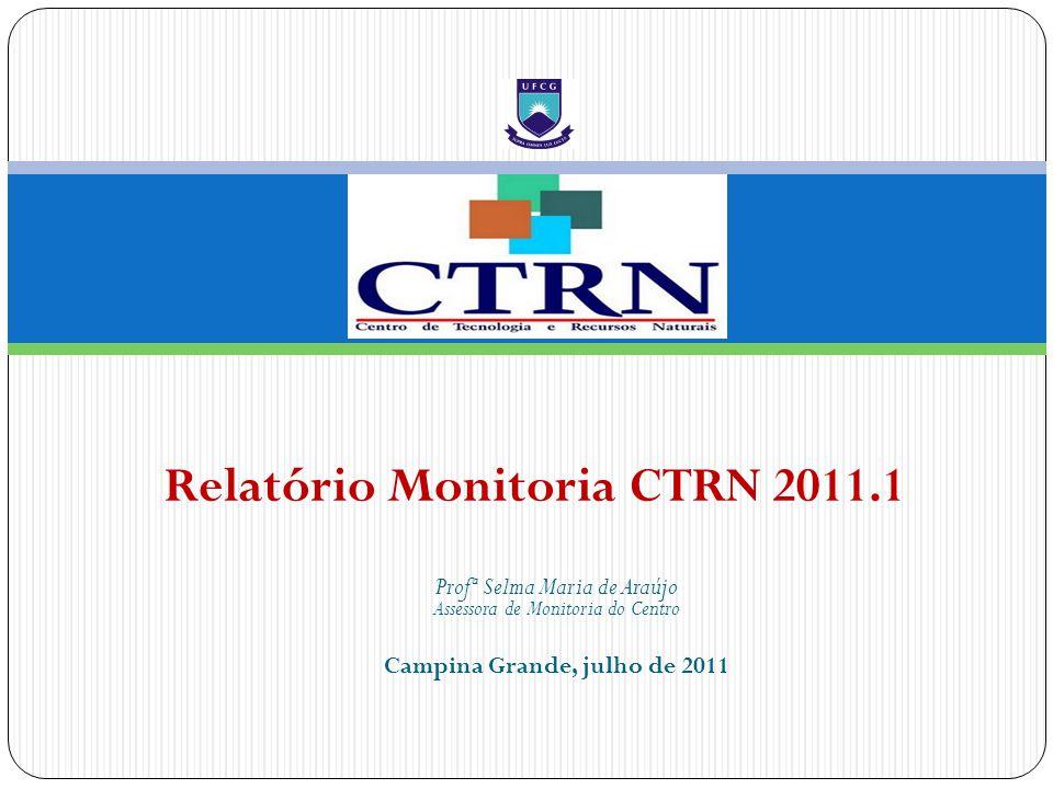 Relatório Monitoria CTRN 2011.1