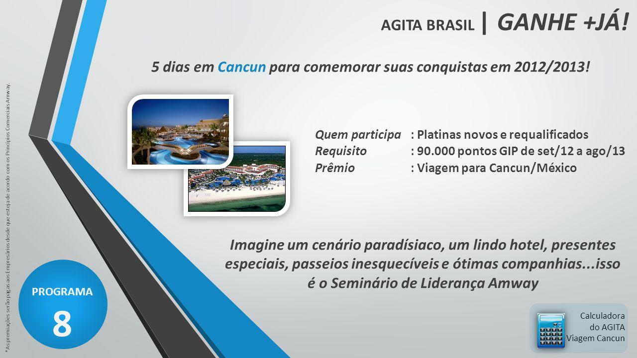 AGITA BRASIL | GANHE +JÁ!