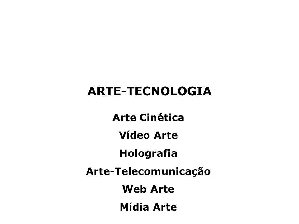 Arte-Telecomunicação