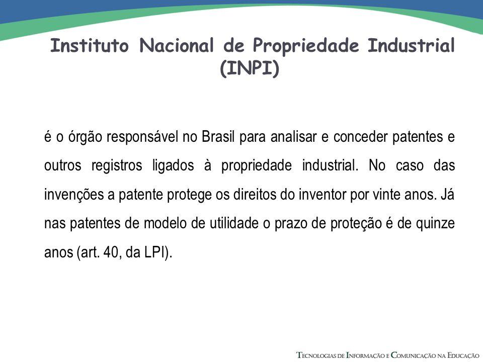 Instituto Nacional de Propriedade Industrial (INPI)