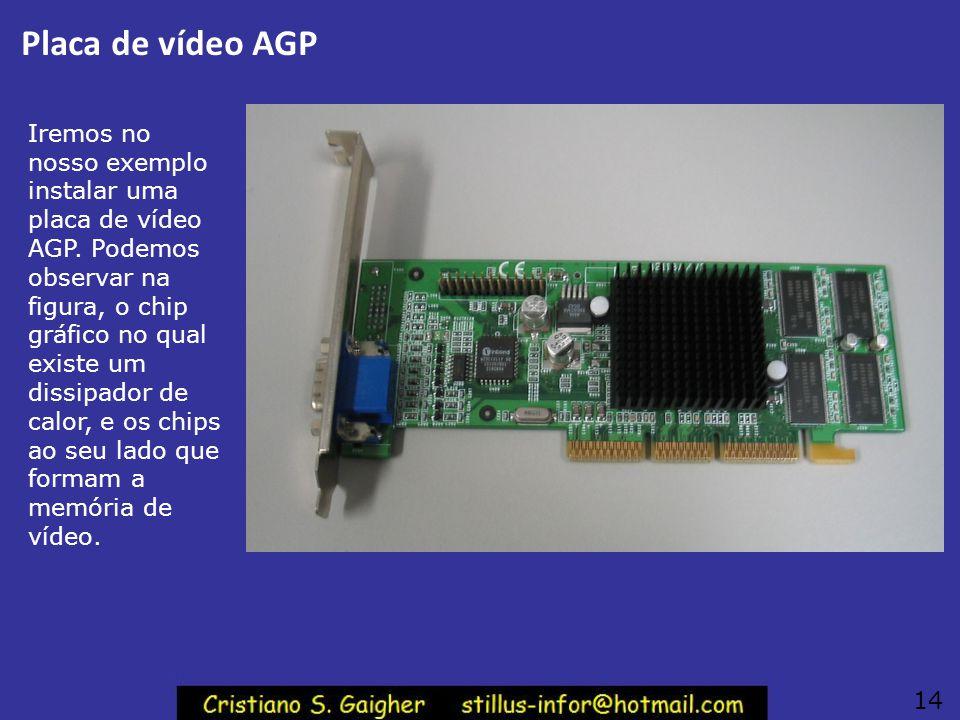 Placa de vídeo AGP