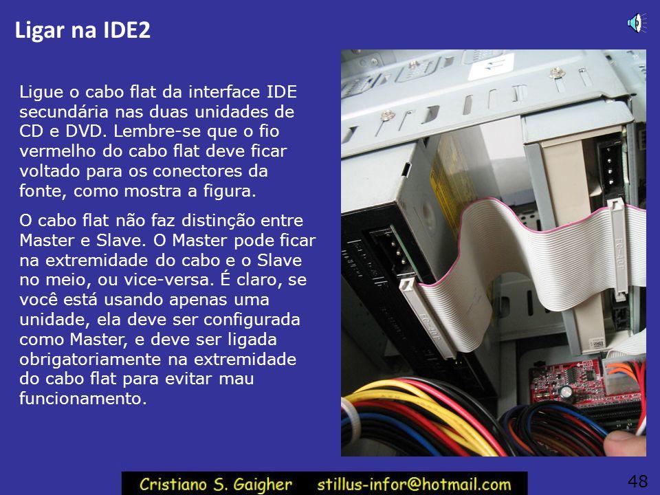 Ligar na IDE2