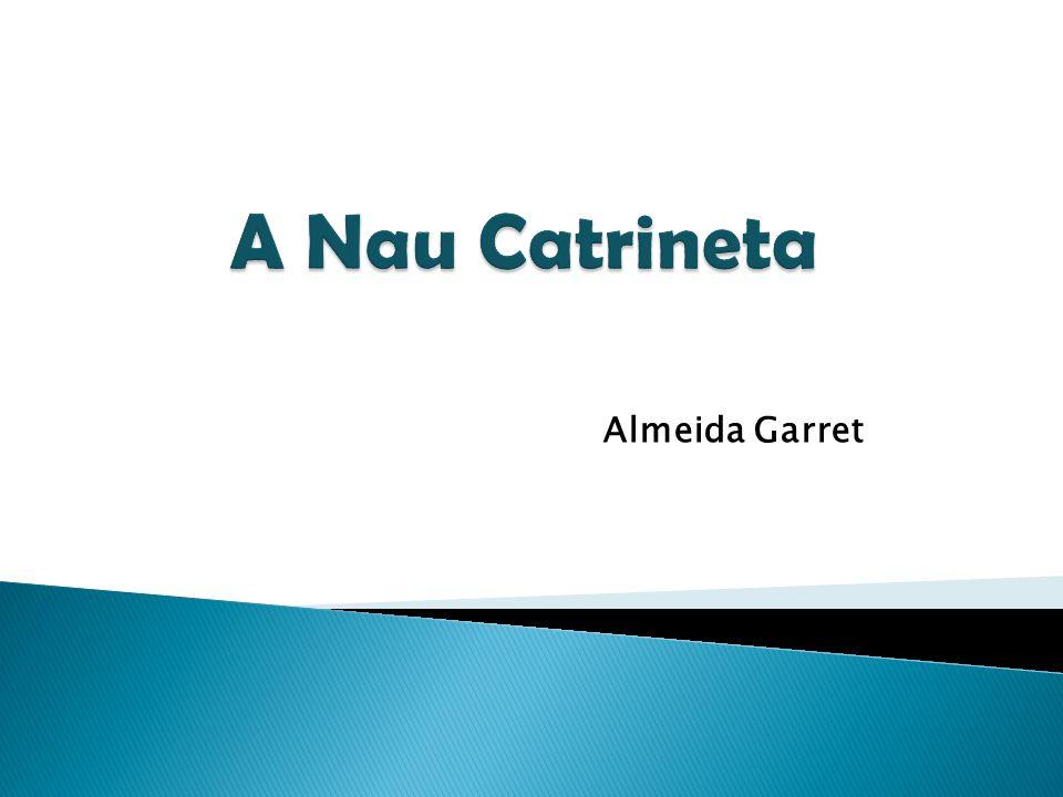 A Nau Catrineta Almeida Garret