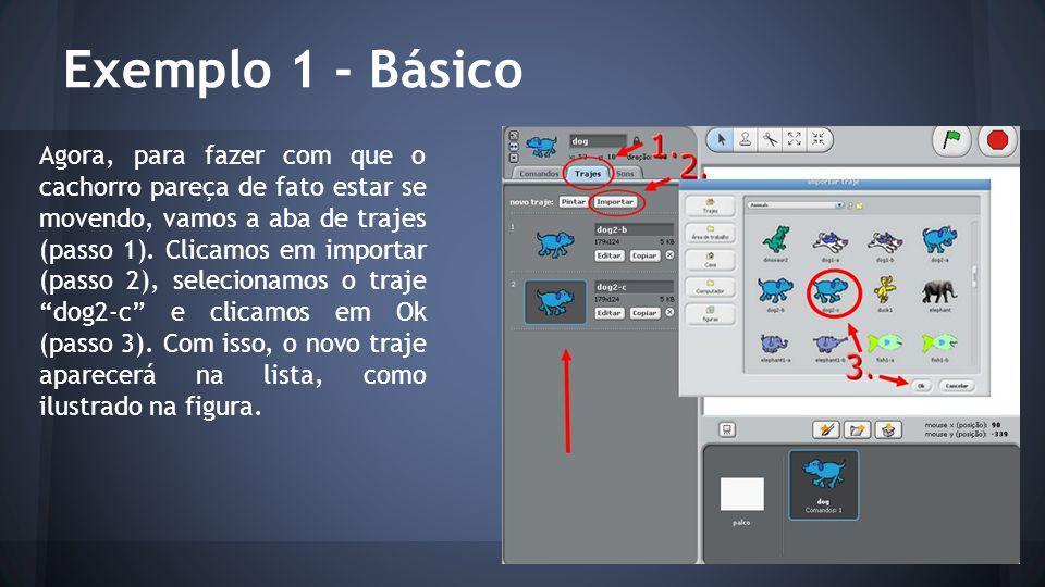 Exemplo 1 - Básico